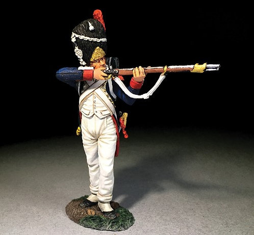 36175 - French Imperial Guard 2nd Rank Standing Firing