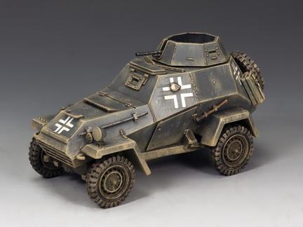 WS245 - BA-64B Armoured Car (Captured German Version)