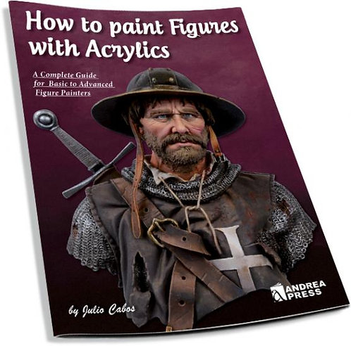 AP-056I - How to Paint Figures with Acrylics