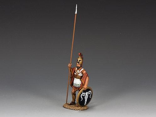 AG027 - Hoplite on Guard - KC