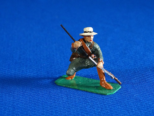 CORD-RA0197 - Colonial Militia - AWI - Unknown Manufacturer - 54mm Metal - No Bo