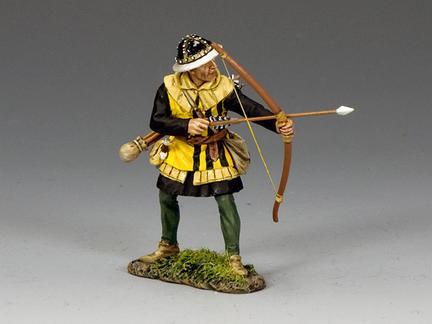 RH038 - Standing Sherrif's Archer