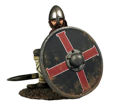 "62124 - ""Seaver"" Saxon Shield Wall Defender"