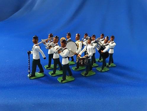 COMS-77 - 2nd King Edward VII's Own Gurkha Rifles - 12 Figures