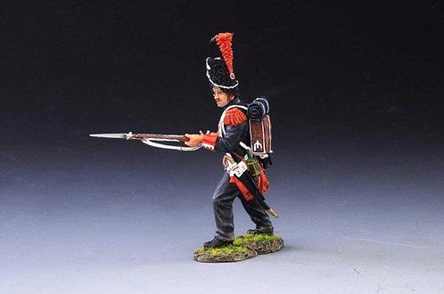 NAP008A - Imperial Guard Standing Repel Blue Pants