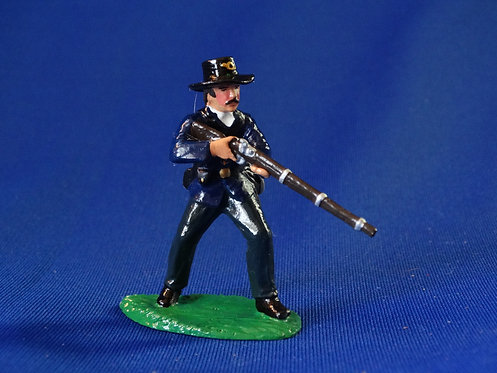 CORD-T101-Union at the Ready - ACW - Trophy - 54mm Metal - Glossy - No Box