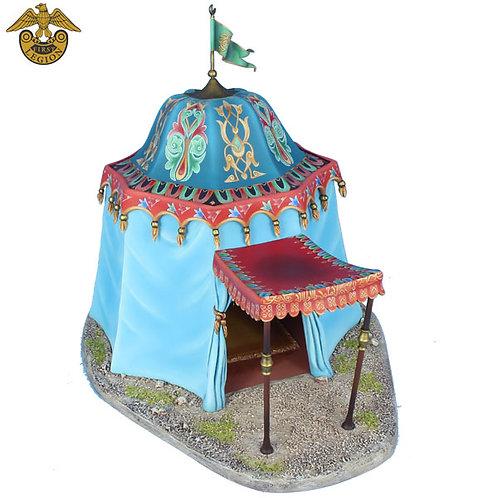 TER016 - Medieval Pavilion Tent