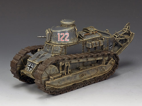 WS298 - Renault FT-17 #122