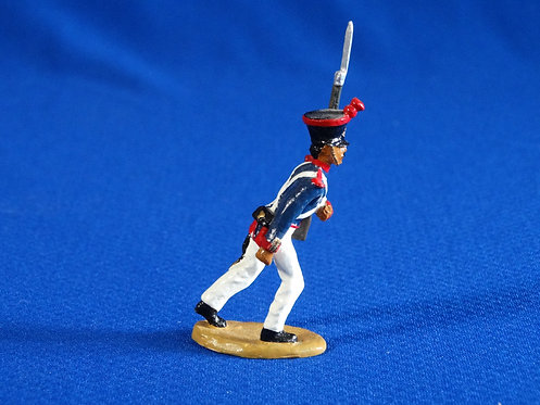 CORD-AL014 - Mexican Grenadiers Advancing - Alamo - Unknown Manufacturer - 54mm