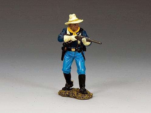 TRW121 - Buffalo Soldier Standing Ready