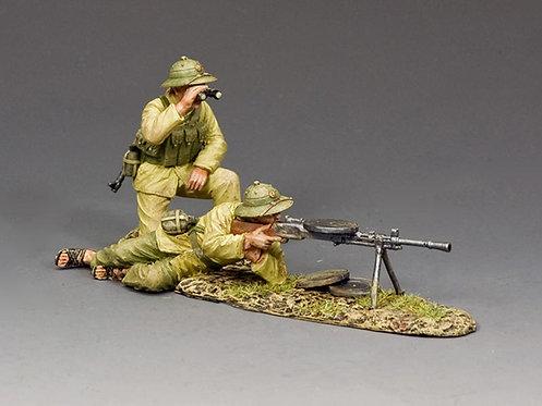 VN080 - The NVA Machine Gun Team