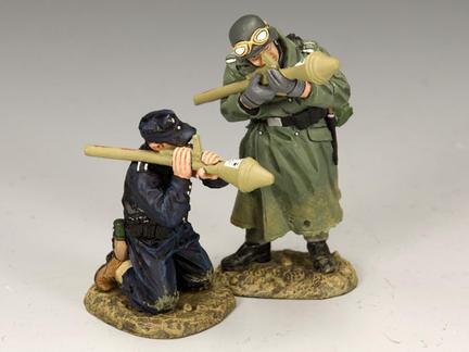 "WS185 - ""Panzerfaust Warriors"""