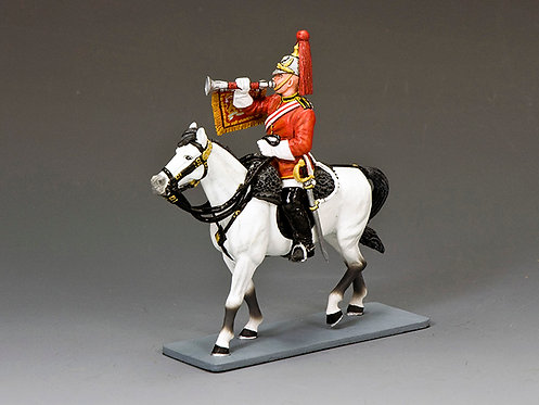 CE040 - The Life Guards Trumpeter