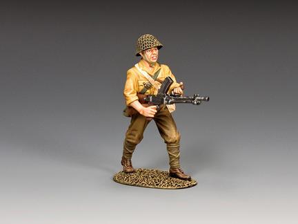JN053 - Advancing Machine Gunner