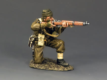 DD194 - Kneeling Firing Rifle