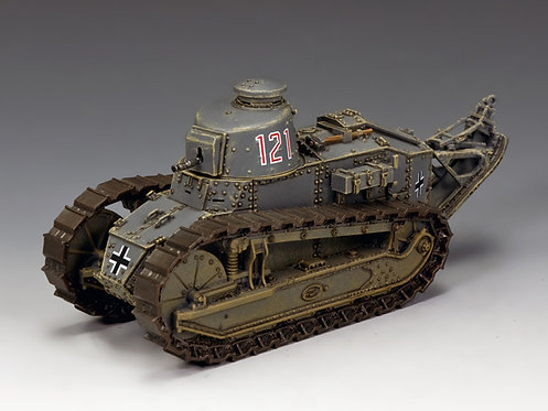 WS319 - Renault FT-17 #121