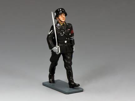 LAH187 - Marching SS Officer