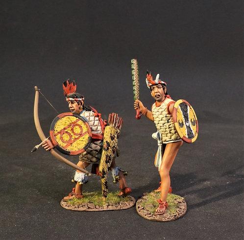TX-09 - Tlaxcaltec Warriors