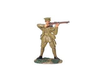 17902 - British Infantry Standing Firing
