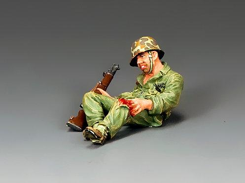 USMC032 - Wounded Marine