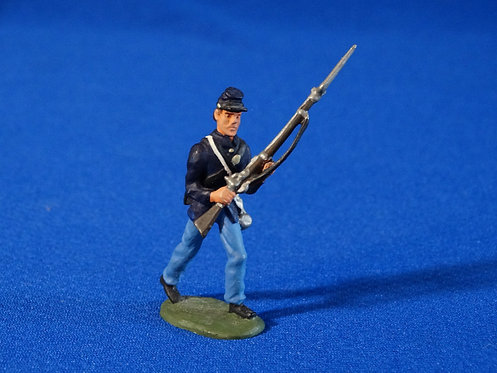 CORD-2131  - Union Infantry - ACW - Unknown Manufacturer - 54mm Metal - No Box
