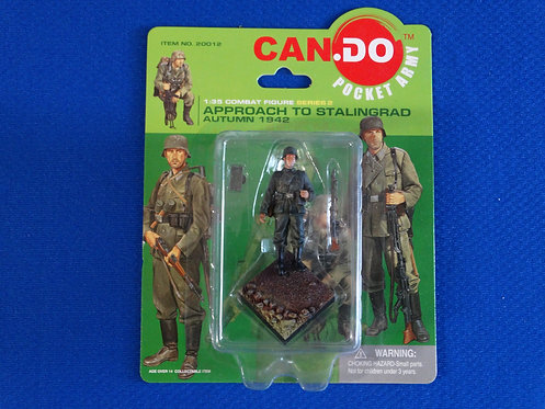 COJG-133 - German Approach to Stalingrad - Dragon Can-Do Army 1:35 Scale Plastic