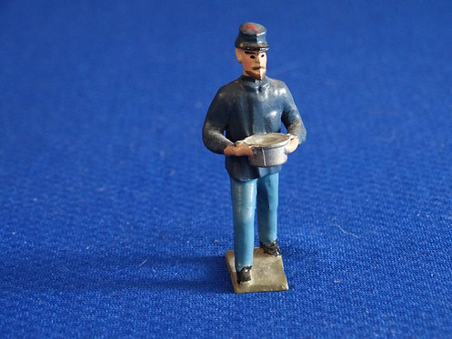MN025 - Union Infantry with Supplies- Minot - 54mm Metal - No Box