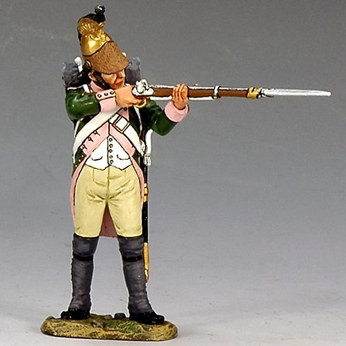 NA178 - French Dragoon Standing Firing