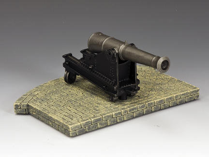 "CR015 - ""Coastal 8 inch Cannon"""