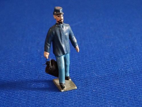 MN022 - Union Infantry with Supplies- Minot - 54mm Metal - No Box