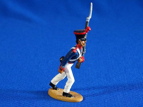 CORD-AL020-Mexican Grenadiers Advancing - Alamo - Unknown Manufacturer - 54mm