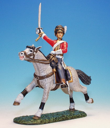 SGS.6. - Officer Leading Troops, Scots Greys