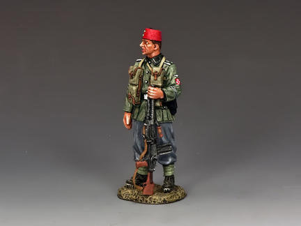 WS253 - Standing Light Machine Gunner