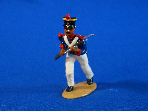 CORD-AL172 - Mexican Advancing - Alamo