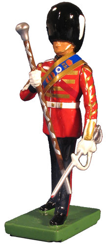 48526 - Grenadier Guards Drum Major