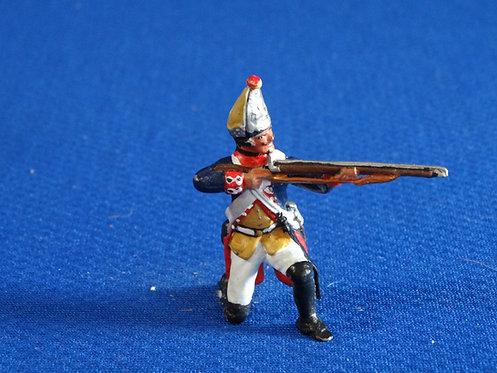 CORD-RA0362 - Prussian/Hessian Grenadier Kneeling Firing - AWI - Unknown