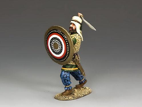 AG025 - Persian Fighting Swordsman - KC