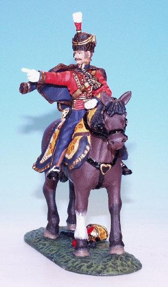 BNP.4. - Major-General Henry Paget, Earl of Uxbridge, British Personalities