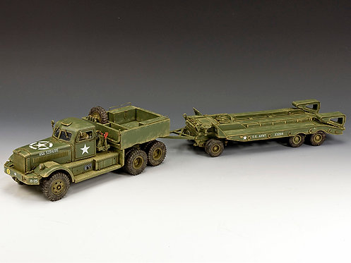 DD318 - The Diamond T Tank Transporter Set