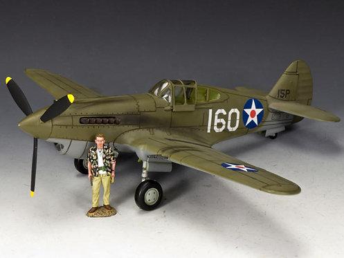 "AF041 - Pearl Harbor P40 ""Tomahawk"""