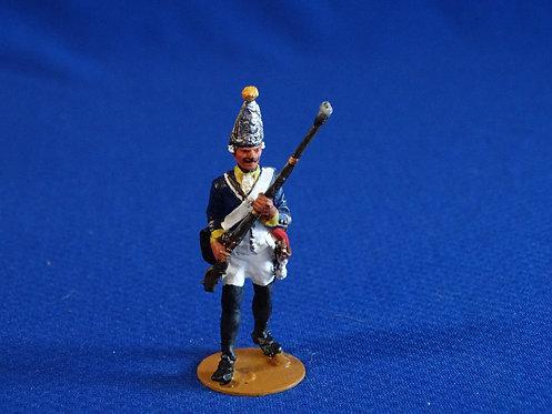 CORD-RA0258 - Prussian/Hessian Grenadier Advancing - AWI - Alymer - 54mm