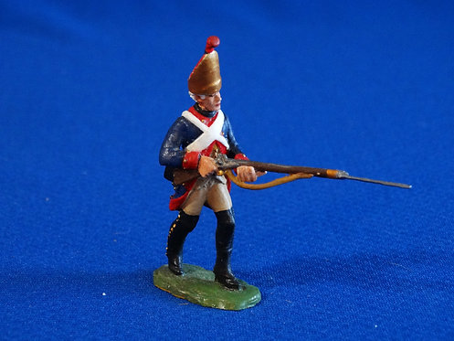 CORD-RA0326 - Prussian/Hessian Grenadier Advancing - AWI - LeMans - 54mm