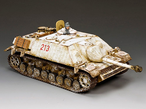 BBG119 - Winter Jagdpanzer IV