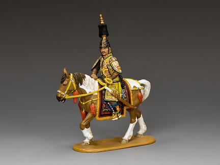 IC019 - Mounted Qianlong