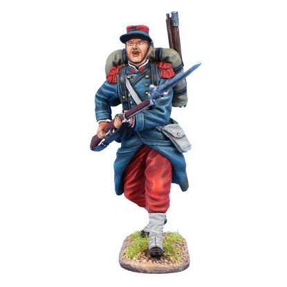 FPW009 - French Line Infantry Private #1 1870-1871
