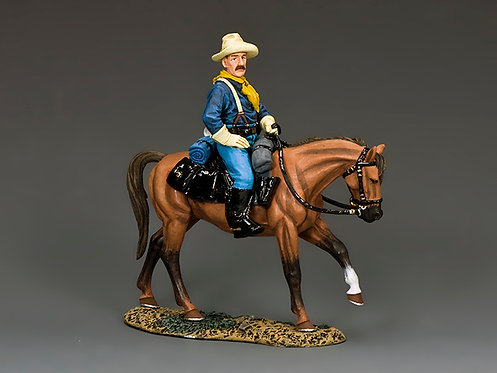 TRW137 - Mounted Trooper A