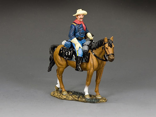 TRW171 - Mounted Cavalry Officer