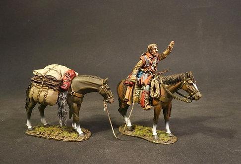 "WSP-02 - ""Jeremiah Johnson"" and Packhorse"