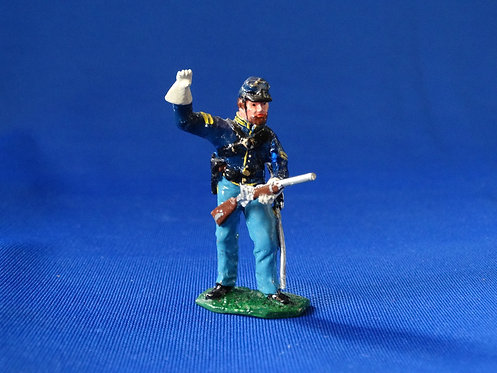 CORD-1184 -Union Dismounted Cavalry Corporal (Glossy) - ACW - Guard Corps
