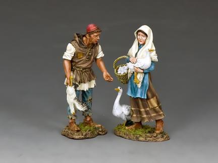 RH023 - Poor Down -Trodden Peasants Set